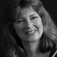 alt Flute, Piccolo (onstage) | Sharon Kahan