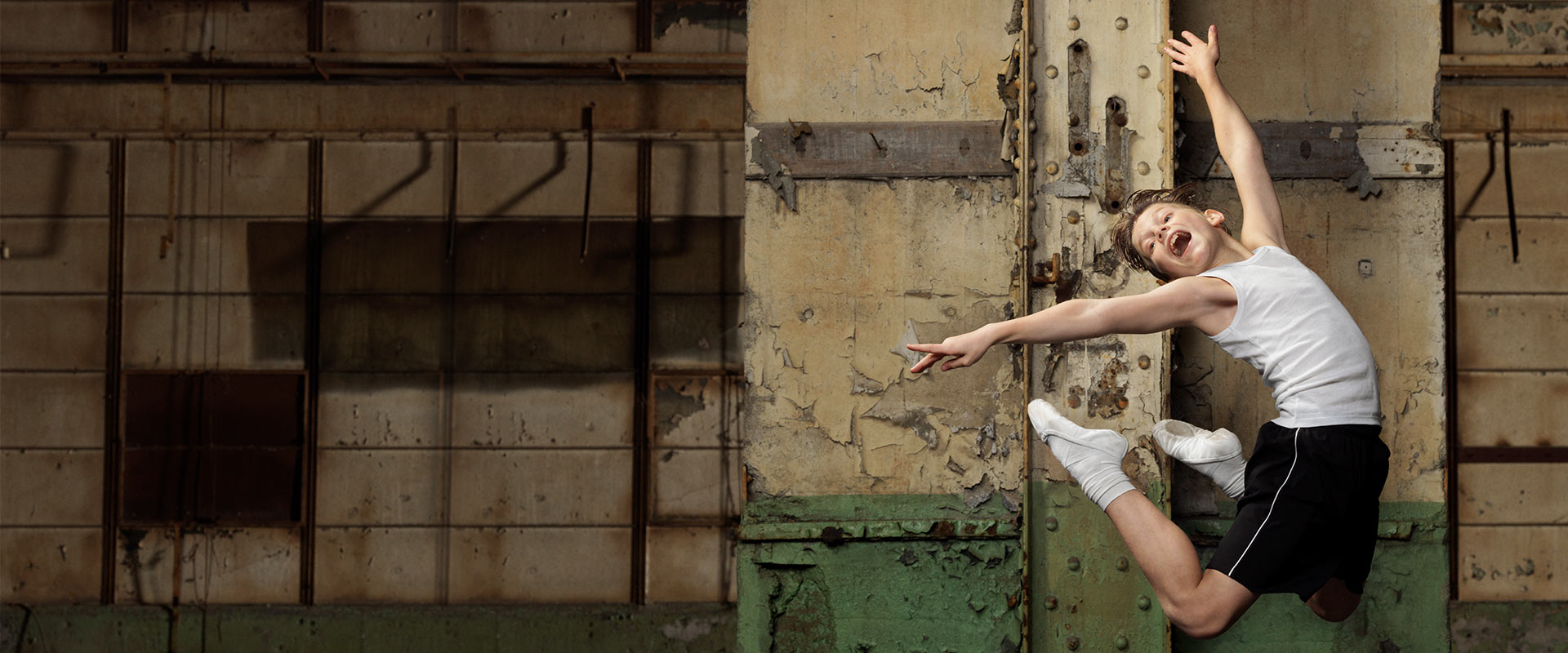 Publicity Image from Billy Elliot