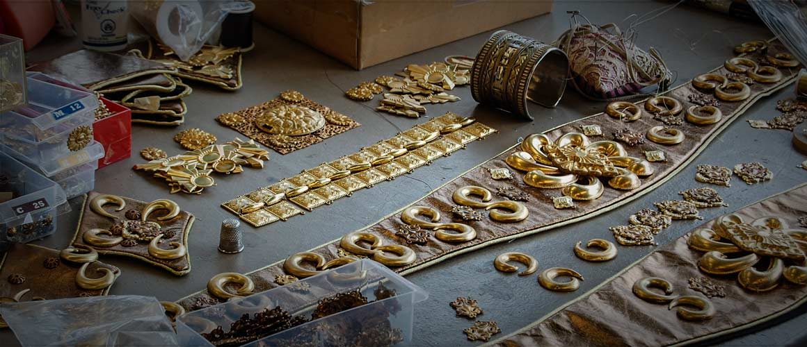 Jewelry from Titus.