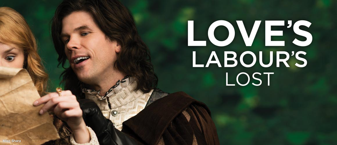 Love's Labour's Lost Production Slideshow - (more info)
