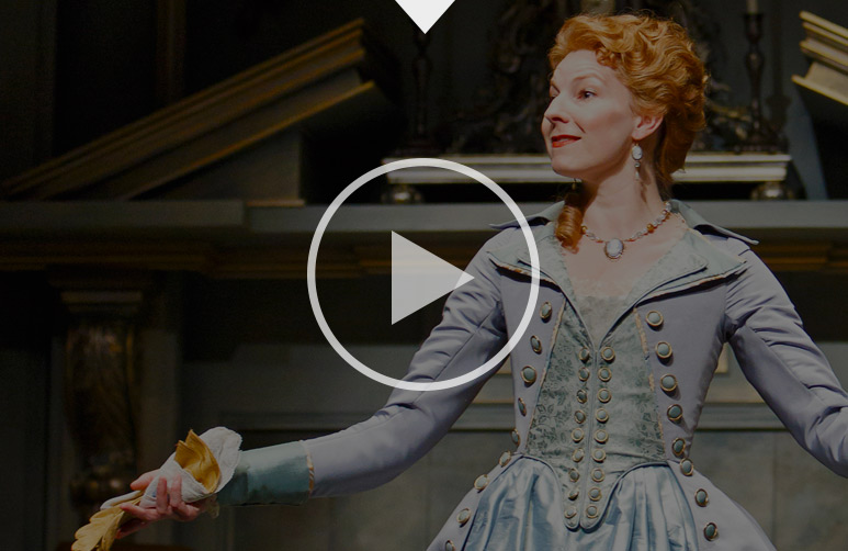 She Stoops to Conquer Production Trailer
