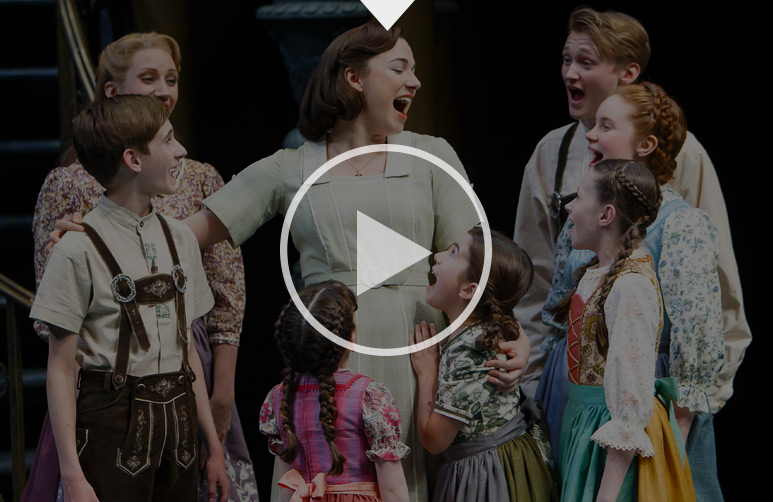 The Sound of Music production trailer