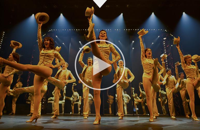 A Chorus Line Official Trailer