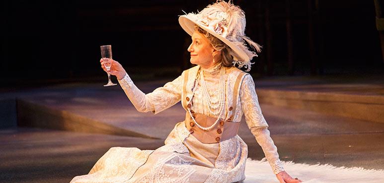 Rosemary Dunsmore as Madame Armfeldt. Photography by David Hou.
