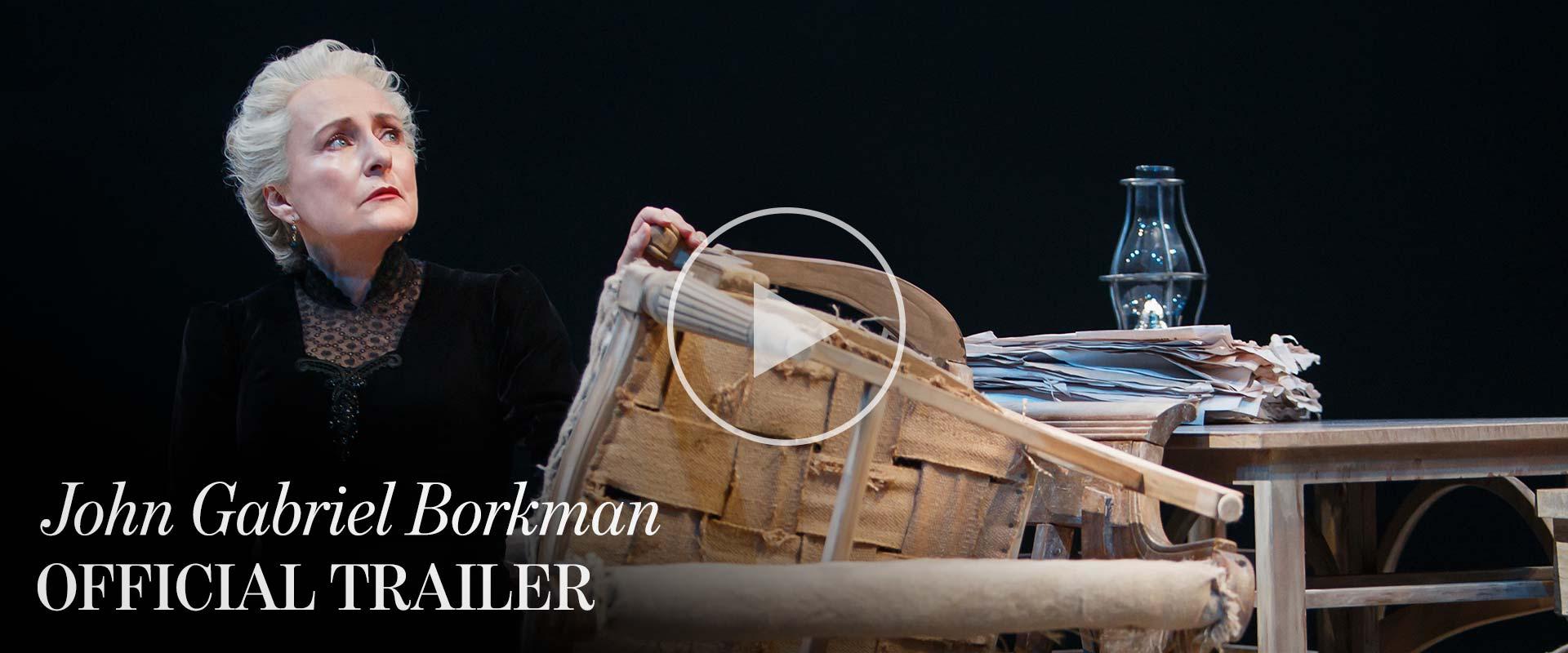John Gabriel Borkman Official Trailer