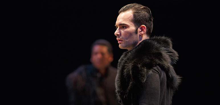 Johnathan Sousa as Hotspur. Photography by David Hou.