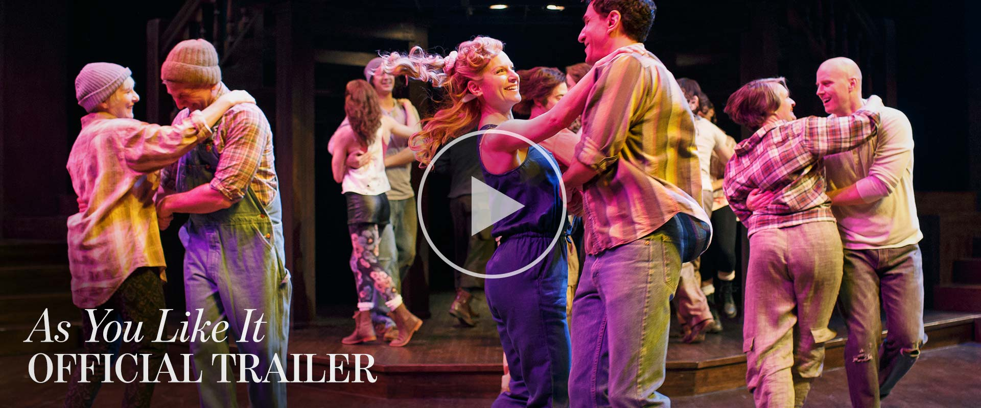 As You Like It Official Trailer