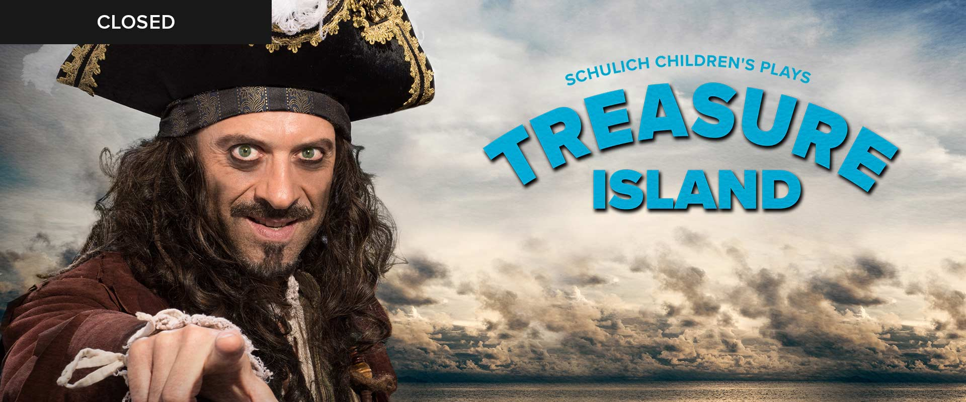 Publicity image from Treasure Island featuring Juan Chioran