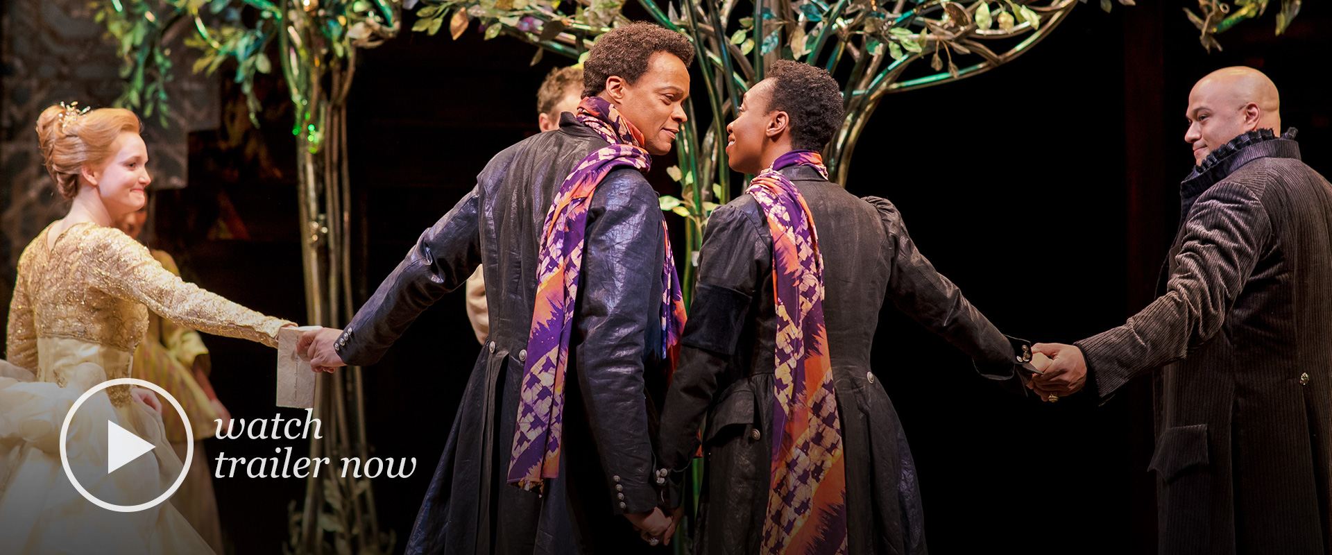Production photo from Twelfth Night