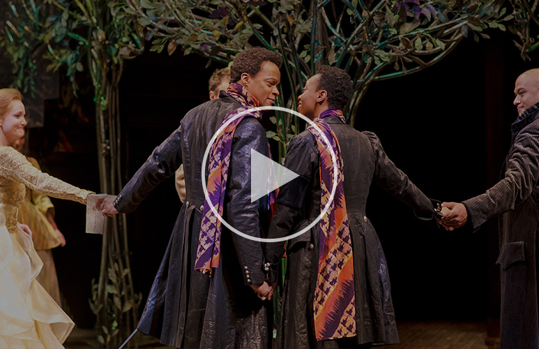 <i>Twelfth Night</i> Official Production Trailer