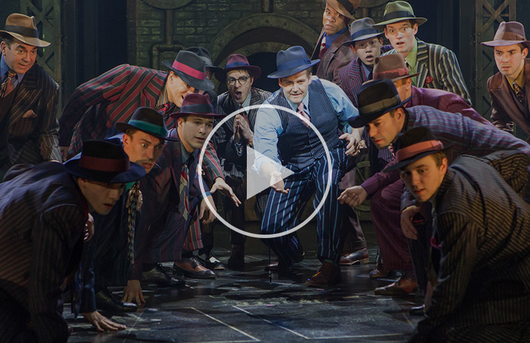 <i>Guys and Dolls</i> Official Production Trailer