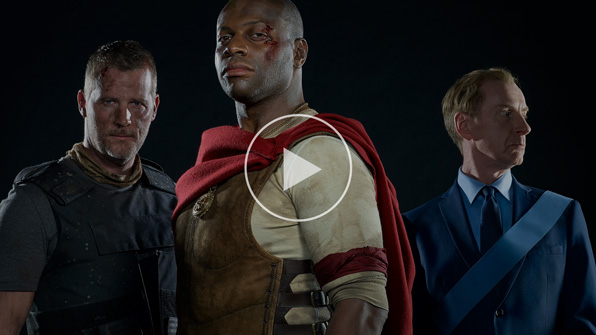 Check out this teaser trailer for Coriolanus!
