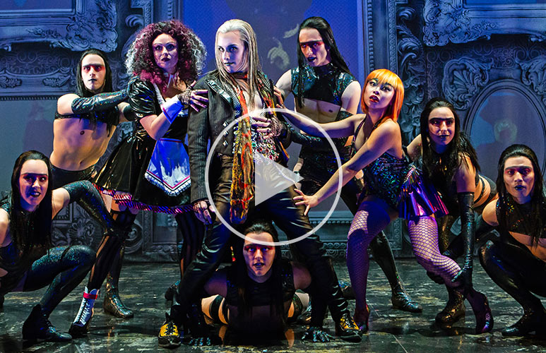 The Rocky Horror Show Official Trailer