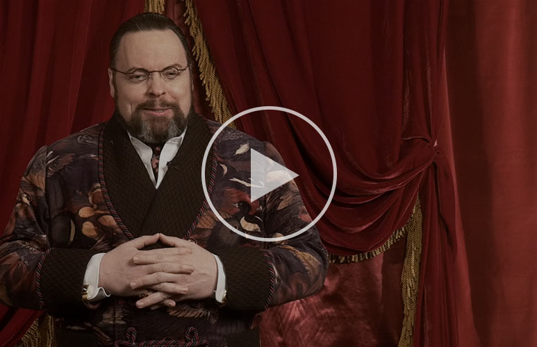 Need to brush up on your Time Warp moves? Check out this video from company member Steve Ross!