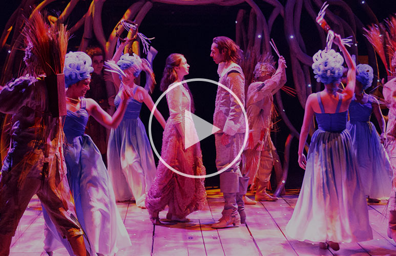 The Tempest Official Trailer