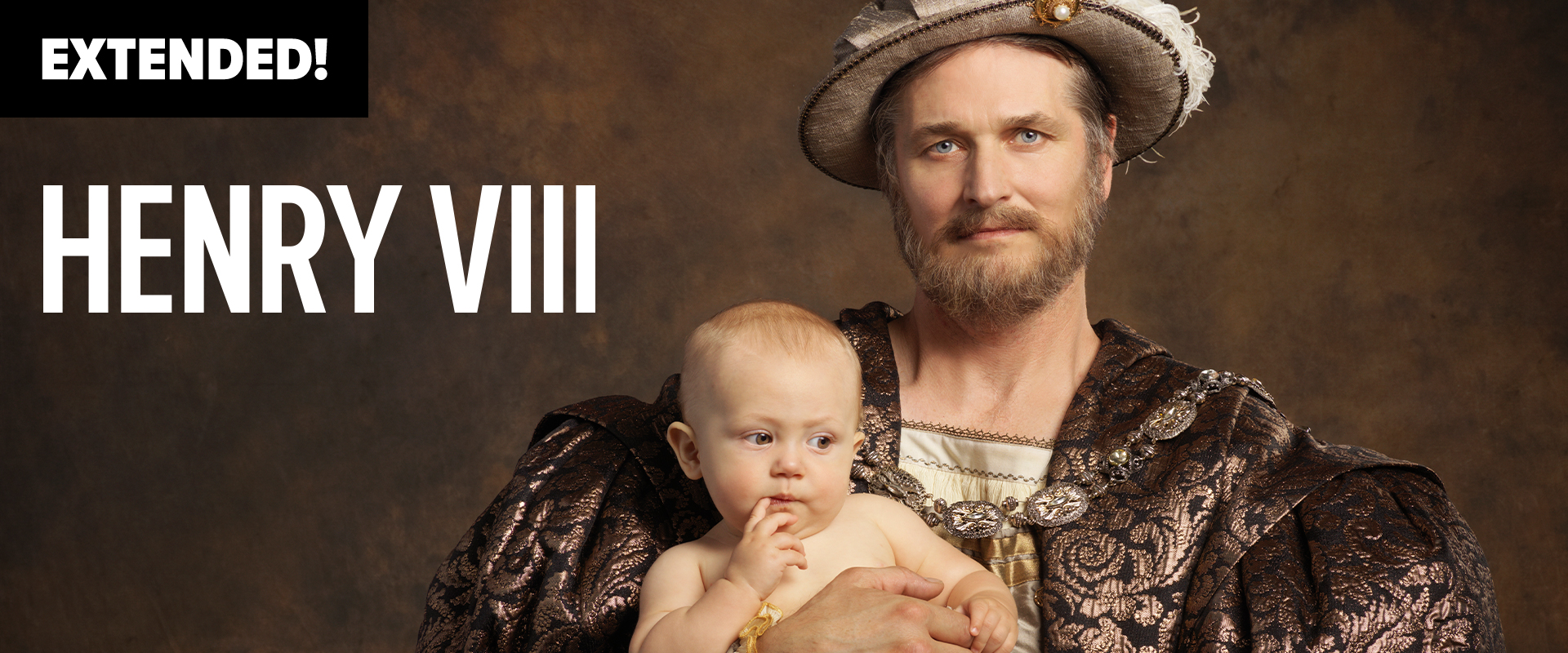 Publicity image from Henry VIII
