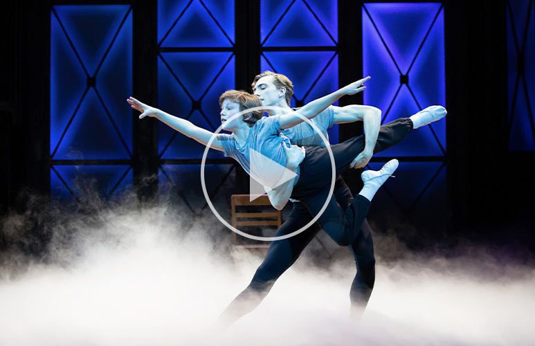 Billy Elliot the Musical Official Trailer