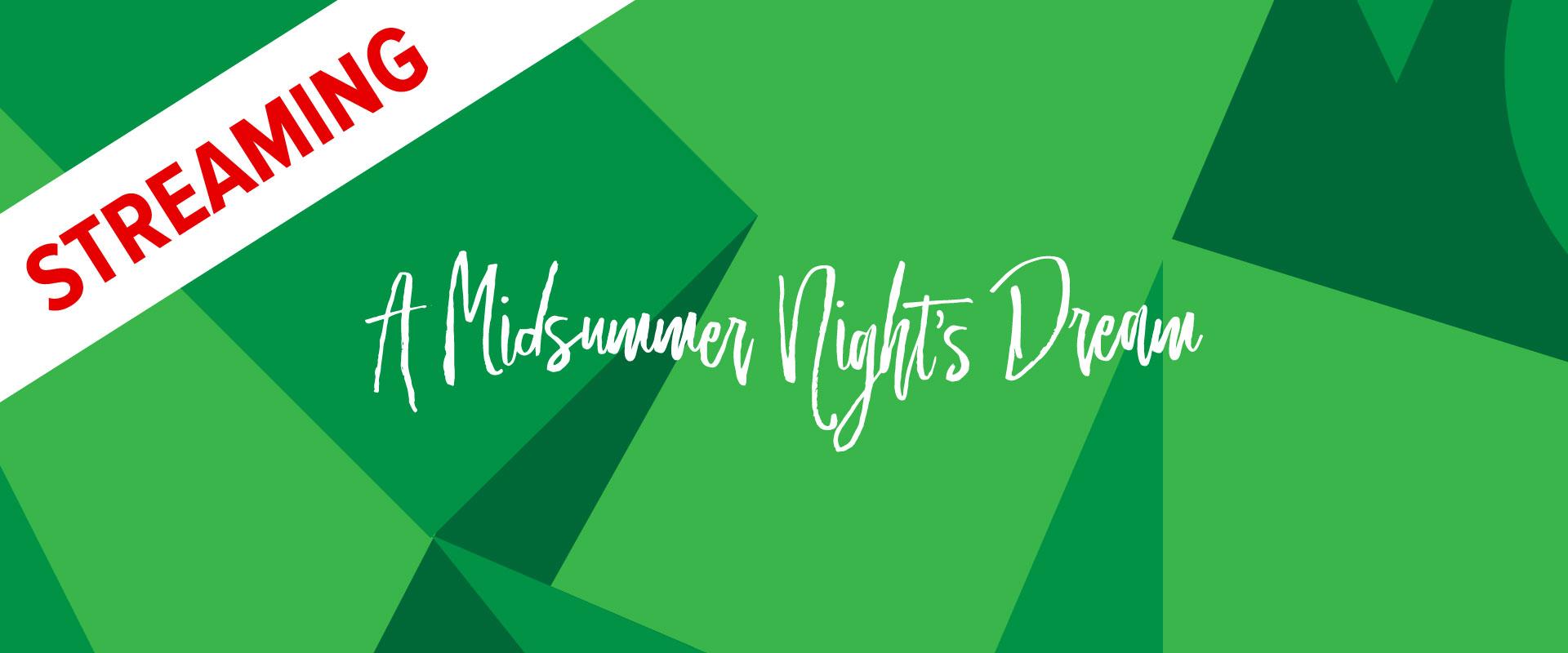 Wordmark image of A Midsummer Night's Dream Waiting List