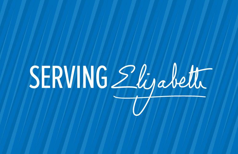 Serving Elizabeth