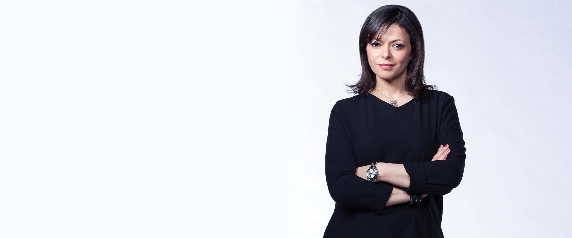 Photo of Nahlah Ayed