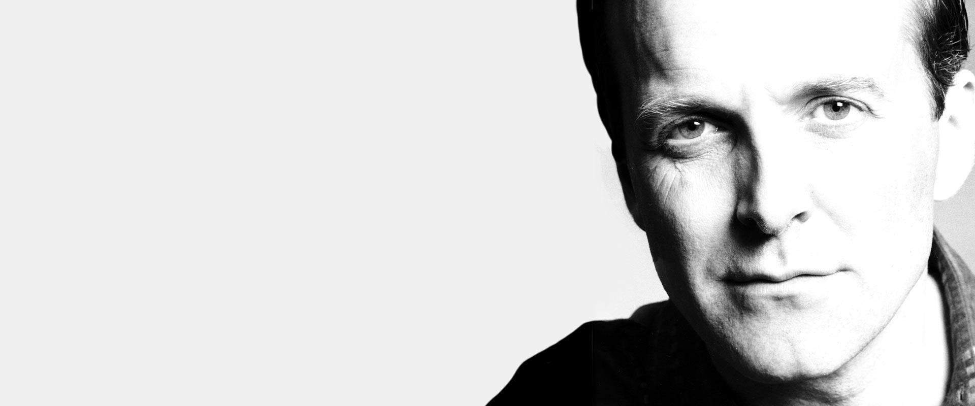 Headshot of David Craig