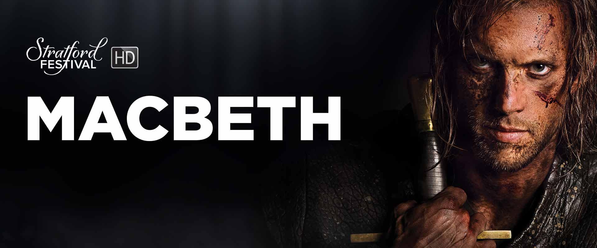 Macbeth hero image featuring Ian Lake